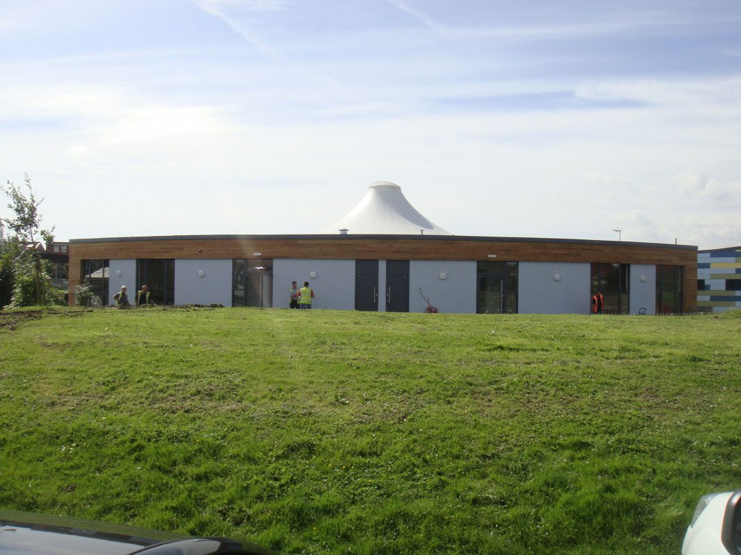 Ashcombe Primary School – Rud Sawers Architects.