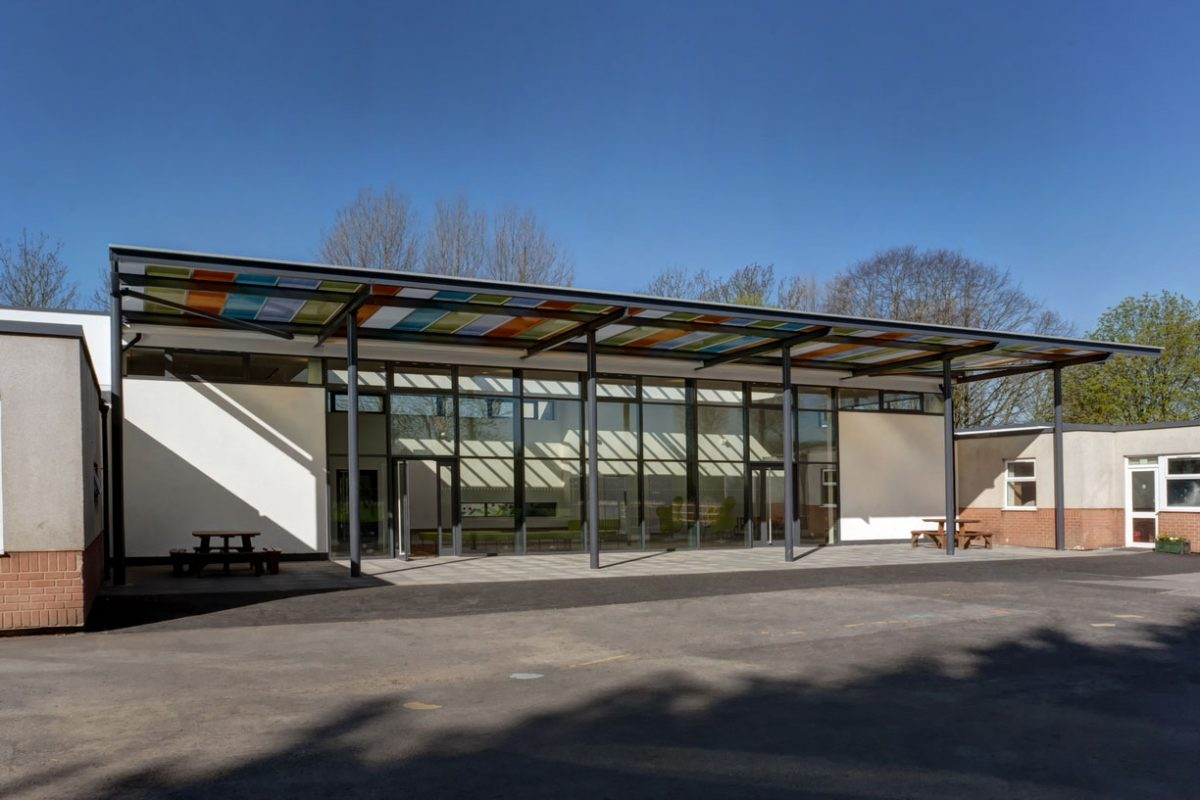 Yeo Moor Primary School – Rud Sawers Architects.