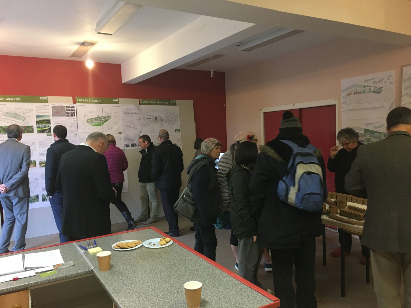 Successful Public Consultation event held in Plymouth for our Prince Maurice Road scheme – Rud Sawers Architects, Devon