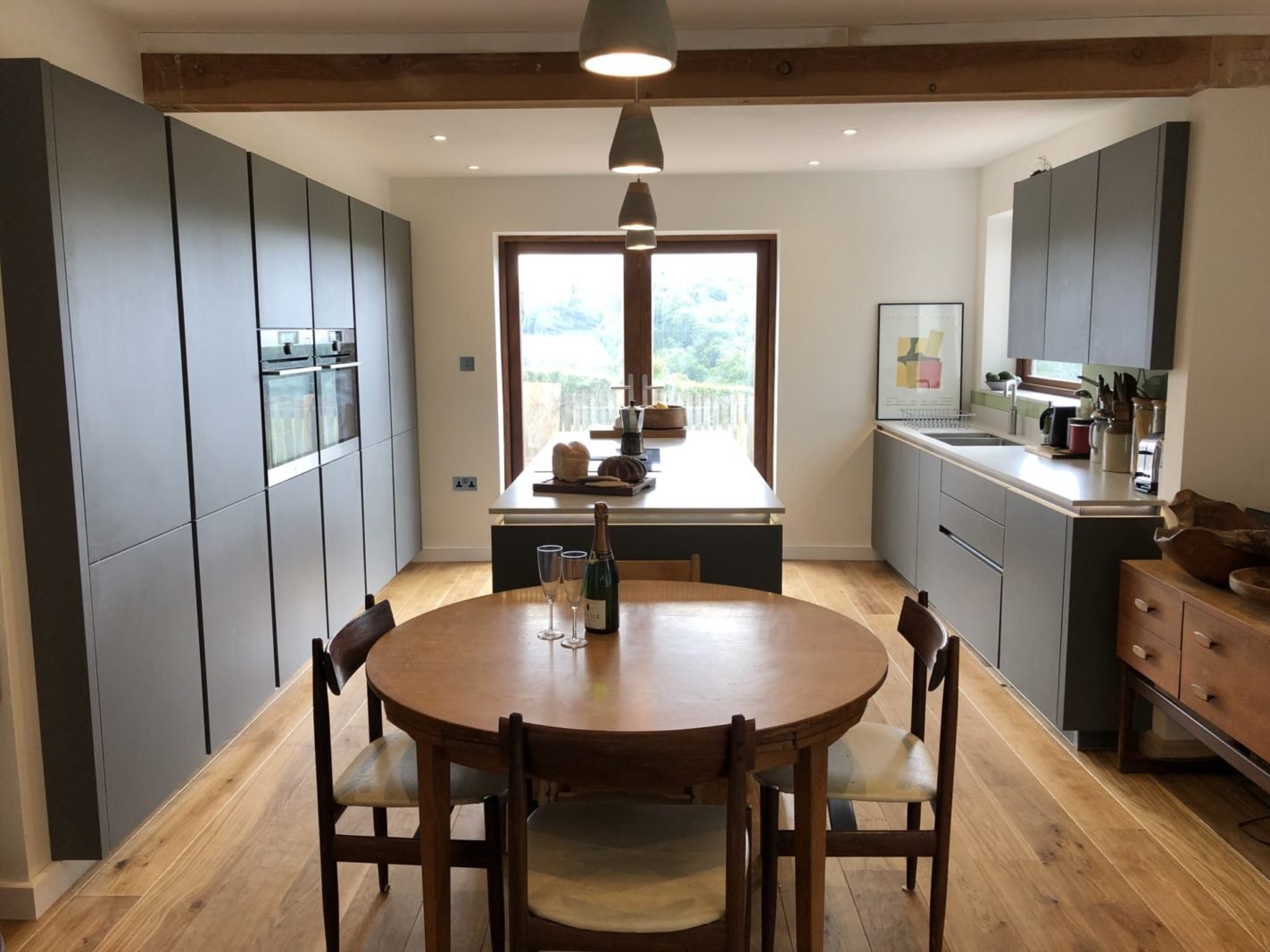 Holly Cottage residential project nears completion – Rud Sawers Architects, Devon