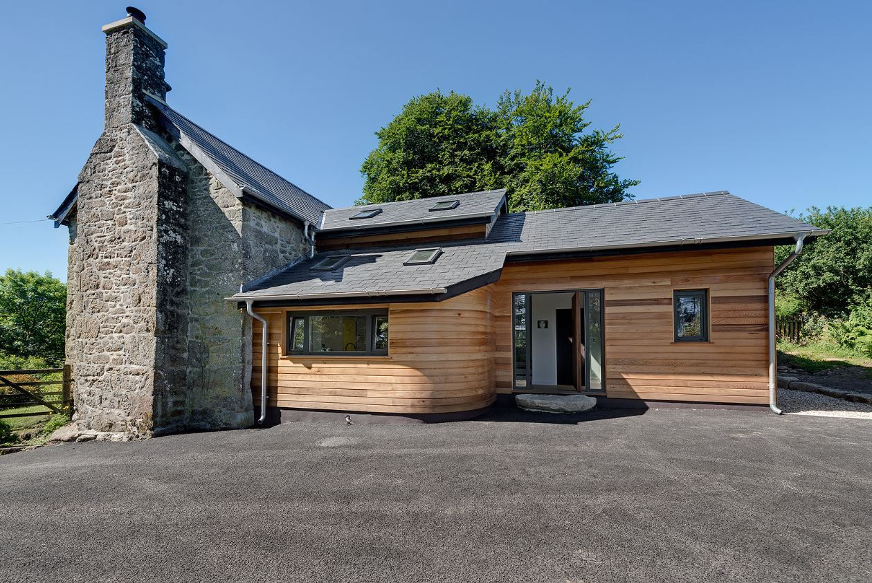 Blissmoor residential dwelling completes on site. – Rud Sawers Architects, Devon