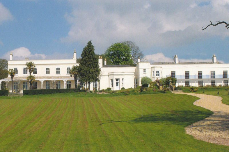Lympstone Manor wins Listed Building consent with immediate start on site – Rud Sawers Architects, Devon