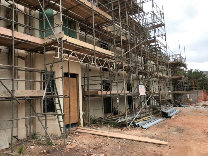 Ongoing work discharging Planning Conditions on Lympstone Manor hotel and restaurant. – Rud Sawers Architects, Devon