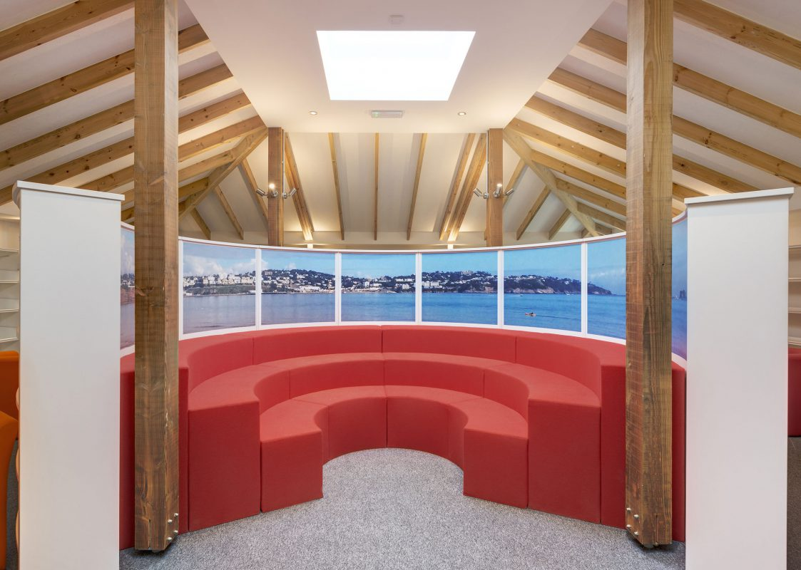 Combe Pafford Library – Rud Sawers Architects.