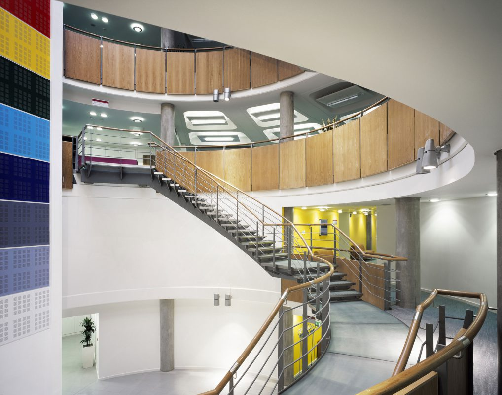 HSE Headquarters – Rud Sawers Architects.
