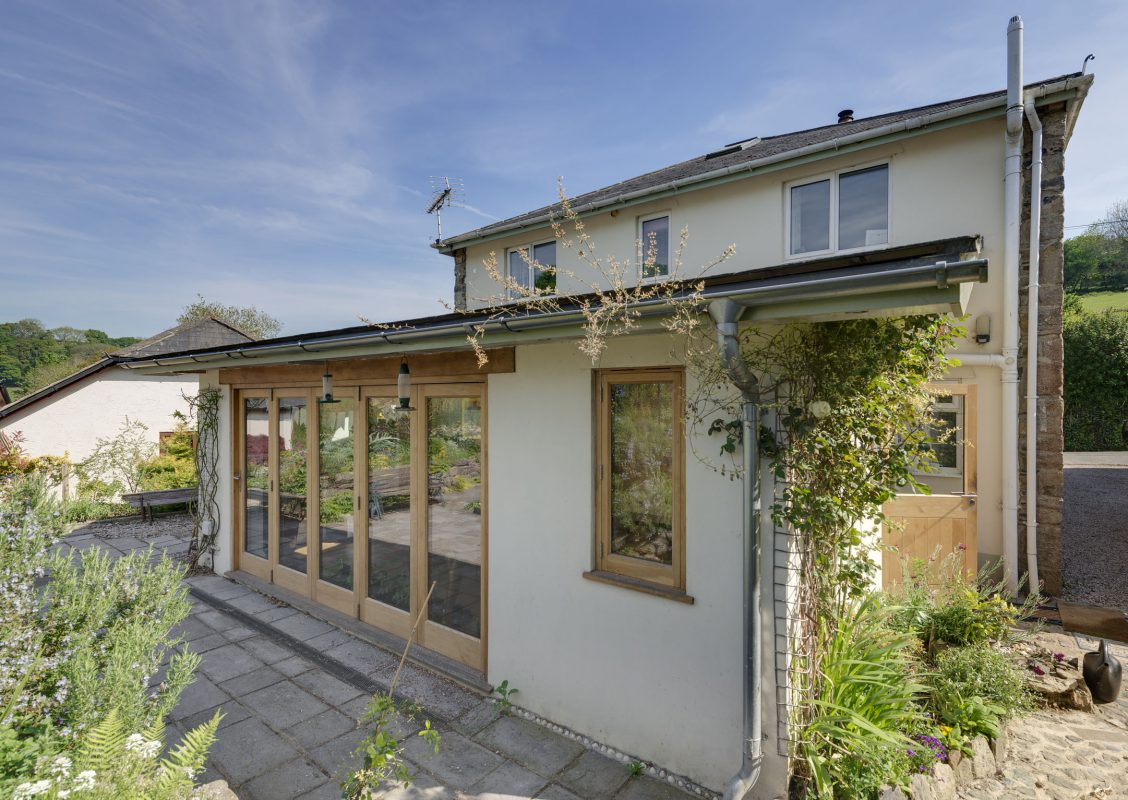 Headborough Cottage – Rud Sawers Architects.