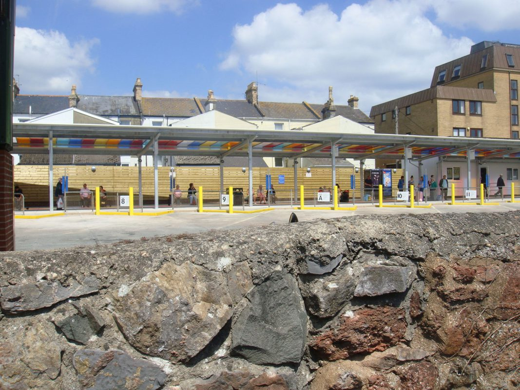 Paignton Bus Station – Rud Sawers Architects.