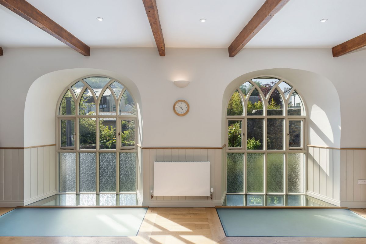 Quaker Meeting Hall – Rud Sawers Architects.