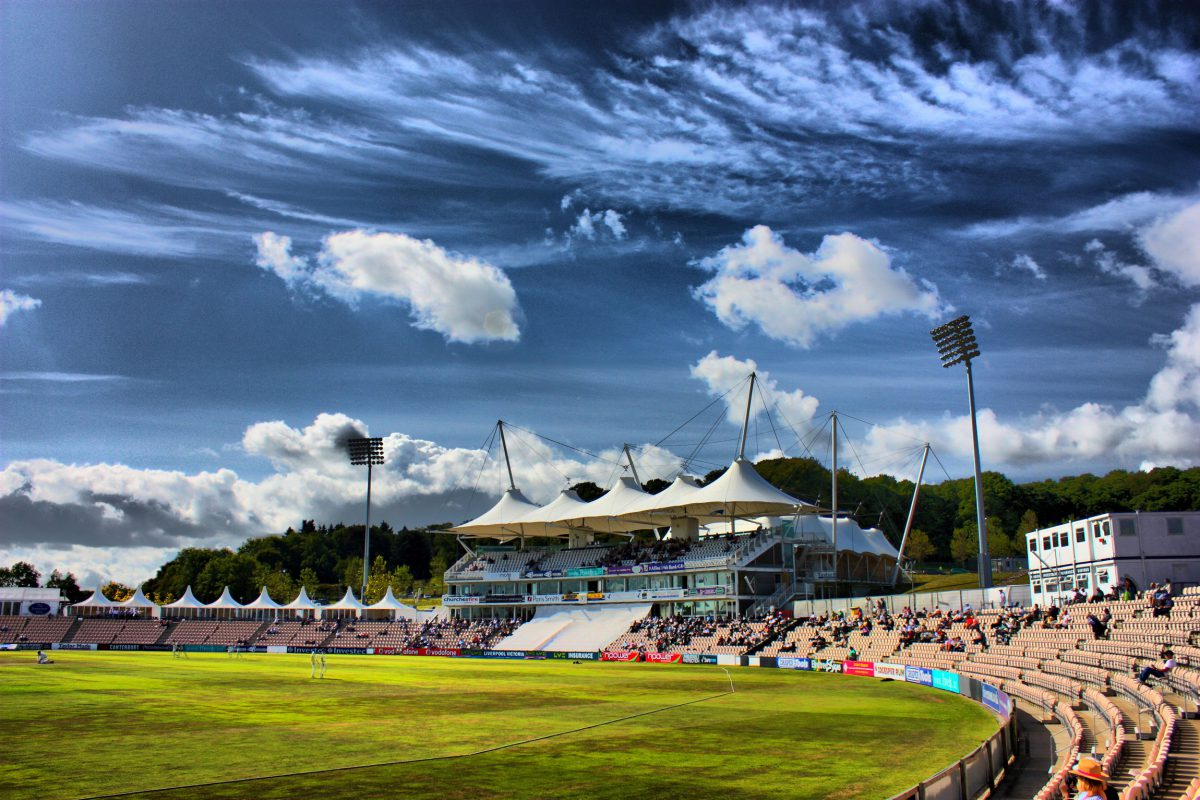Hampshire Cricket Club – Rud Sawers Architects.