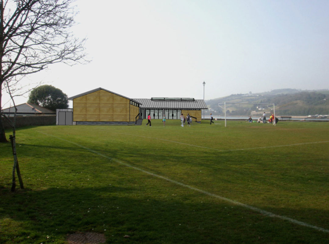 Shaldon Turner Centre – Rud Sawers Architects.