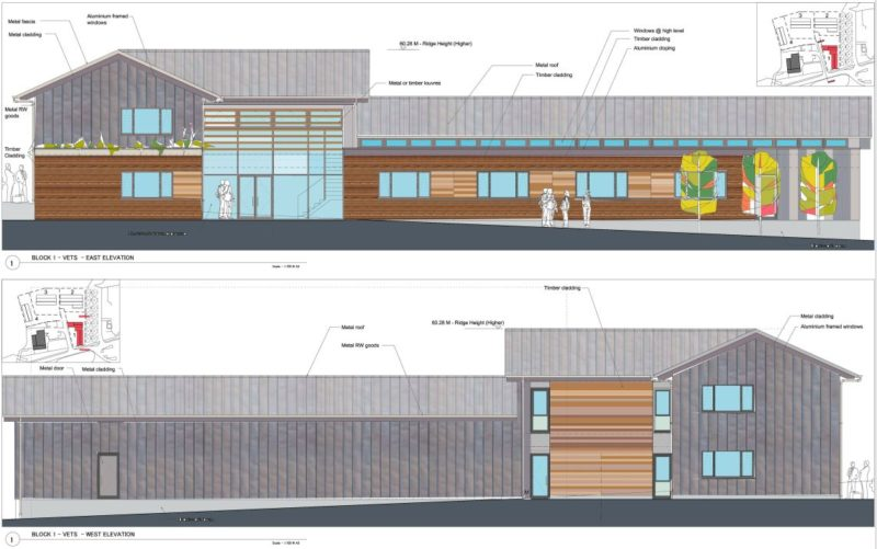 South Moor Vets project receives Planning Approval – Rud Sawers Architects, Devon